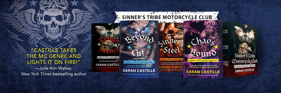 Sinner's Tribe Motorcycle Club | Sarah Castille